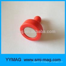 Heißer Verkaufspapier magnete Stifte für Papier