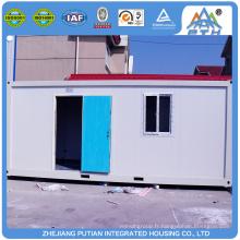 Petite maison préfabriquée pour salle de bain moderne