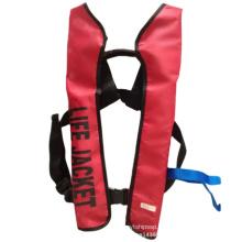 CCS approved automatic inflatable lifejacket lifesaving life vest