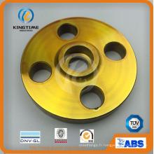 ASME B16.5 forgé carbone Douille acier souder Sw bride avec TUV (KT0231)
