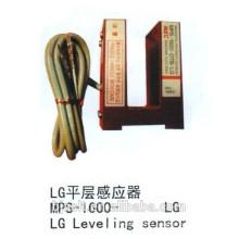 Sensor de nivelamento de elevador para peças de elevador