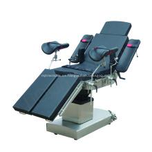 Mesa de operaciones quirúrgica eléctrica de equipos médicos