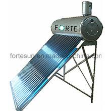 150L Compact Nicht-Druck-Vakuumschlauch Solarwarmwasserbereiter