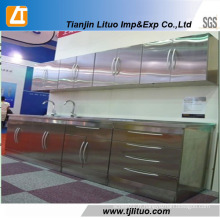 Tianjin Lituo Cabinet dentaire en acier inoxydable à vendre
