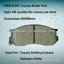 OE Qualität Toyota Van Wagon Vorderradbremse D263