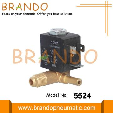 5524 CEME Jenis Steam Iron Brass Solenoid Valve