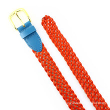 Fancy Men Plaited Design Braided Belt