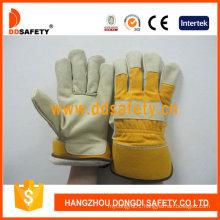 Ddsafety Pig Grain Leather Gloves Working Glove DLP713
