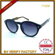Женская Sunglass, Италия дизайн Sunglass Знакомьтесь FDA & Ce (F15038)
