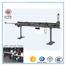 Most Popular Cheap Precision Bar Length 2500mm Gd408 Auto CNC Lathe Bar Feeder
