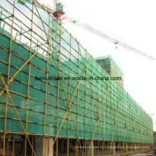 Ремонтина здание лесов HDPE для продажи на экспорт