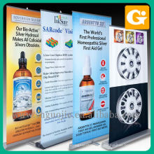 85*200cm Size and advertising,trade show,exhibition Usage double side roll up stand