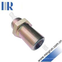 Conector hidráulico do tubo da antepara do O-Anel masculino de Orfs (6F)