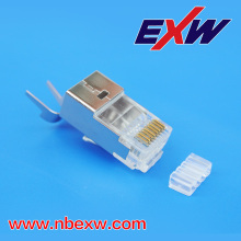 Cat.7 Shielded Network Plug