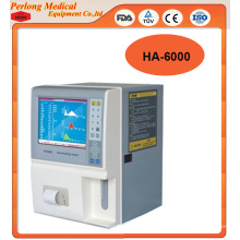 2015 meistverkauften 3-teiligen Ha6000 Auto-Hämatologie-Analysegerät