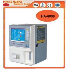 2015 más vendido 3 parte Ha6000 Auto analizador de la hematología