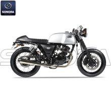 MASH CAFE RACER 125er Silber matt Body Kit Motorteile Originalersatzteile