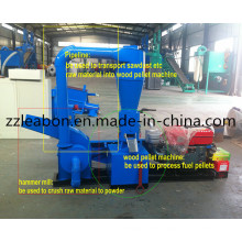 CE Approved Small Straw Pellet Plant