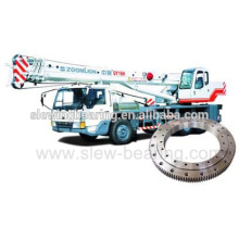 slewing Bearing undergo phosphating treatment for truck crane