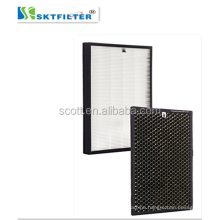 Replacement Filter, True HEPA & Activated Carbon Filters Set