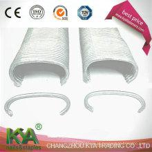 Galfan anel de porco / C-Ring para o caso, Fence Wire, Bedding