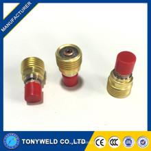45v42 45v43 tig welding gas lens of wp9 tig gun