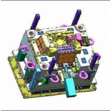 plastic mould design and Manufacturing