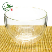 Double Walled Glass Matcha Bowl , Glasschale , Cam Kase , Bol En Verre
