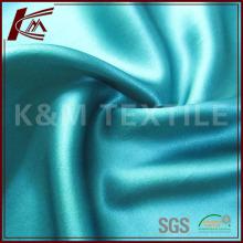 Tingimento de tecido de seda cetim 100% tecido de seda Natural