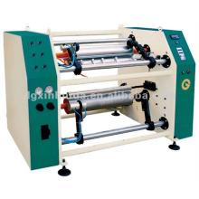 XHD-500 Máquina de Rebobinadora automática de corte de filme de estiramento