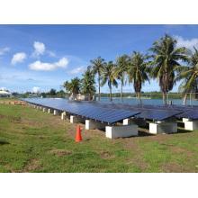 Solar-Bodenbefestigungssystem-Betonblock