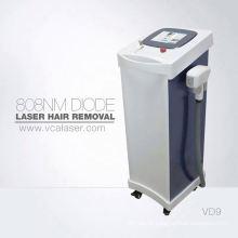 Remoção Multifunction ambarina do cabelo do laser do diodo do elevado desempenho