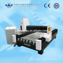 2015 China Best Selling CNC Machine For Carving Stone With Servo Motor