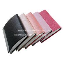Soem-Farben-Visitenkarte-Halter, MetallVisitenkarten-Halter