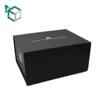 Caja de presentación de cartón gris Caja de regalo exquisita