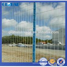 Clôture de fer galvanisé de haute qualité