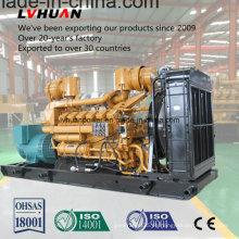 Bomba de lodo y Welling Drilling Oilfield Aplicado 882kw / 1000kw Jichai Diesel Engine