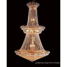 Elegant Crystal Hotel Large Crystal Chandelier (8018-L45)