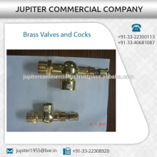 Advance Technology Made Brass Valves and Cocks