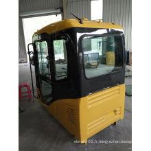 PC360-7 PC400-8 Cabine de conduite d'excavatrice 208-53-00271