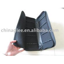leather case pen portfolio case