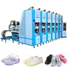 Máquina de fabricación de calzado EVA Slipper