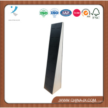 Triangle Wooden Display Stand with Grooves