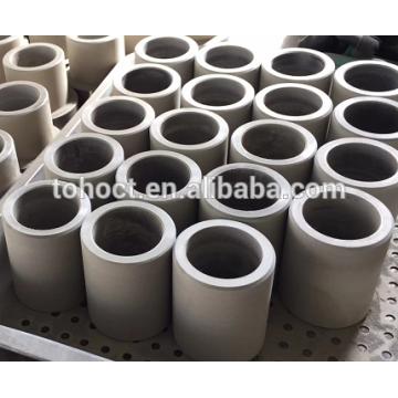 Beste Verschleißfestigkeit SSiC RBSIC SiSiC Siliziumkarbid Keramik Buchsenbuchse Hülse