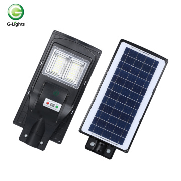 Farola led solar todo en uno Bridgelux Outdoor IP65 40w