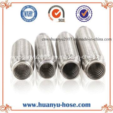 Manufaktur Custom mit Interlock Auspuff Flexible Rohr