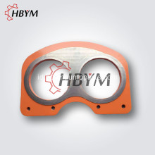 IHI Concrete Mixer Wall Wear Spectacle Plate