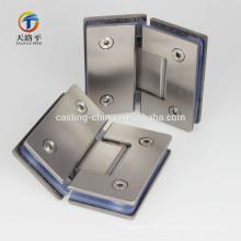 Gießen Edelstahltürscharnier für Glastor