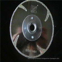 Low Price high efficiency diamond tools marble cutting blade