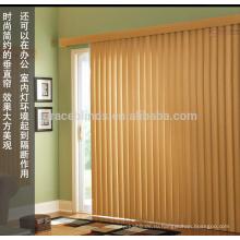 Индивидуальные жалюзи деревянные вертикальные жалюзи